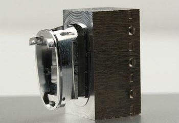 Mikrodrehteile und Mikrofrästeile