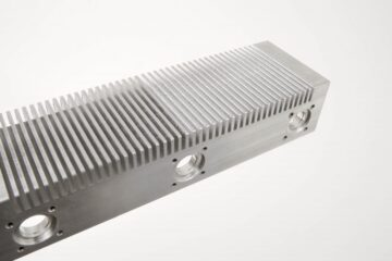 Milled profiles & metal components