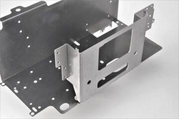 Panels & sheet metal components