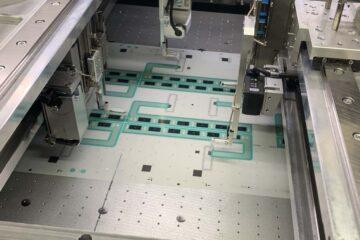 Foil processing