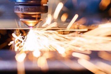 Laserskæring i metal
